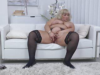 Big BBW granny still want a good fuck