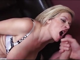 Marina Montana - Saggy Hangers Granny Fucked Stockings