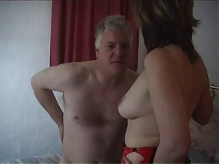 Silver Haired Daddy Fucks Milf Couples Id Marry BBC4Opposite