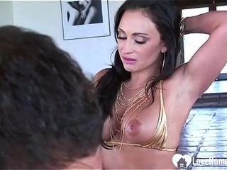 Amazing MILF loves to get fucked hard