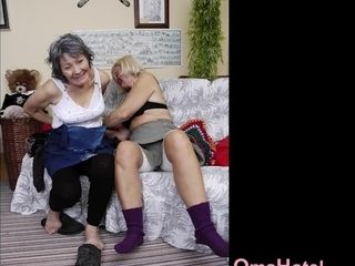 OmaHotel compilation Naked matures and grannies