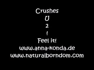 Meloncrushing Anna Konda