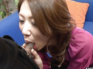 Japanese darling Momo Sakata got fucked while sle