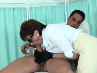 Unfaithful british mature lady sonia presents her monster ti