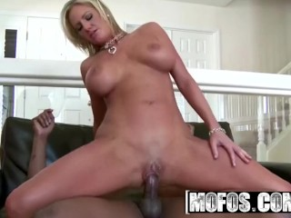 MOFOS - Blonde milf Zoey Holiday needs some black cock