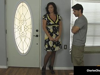 Suck My Husband's Boss' Cock? Charlee Chase Aims To Please!