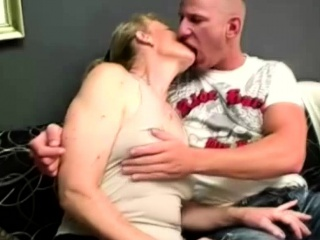 Hairy Granny Enjoys Being Banged Hard