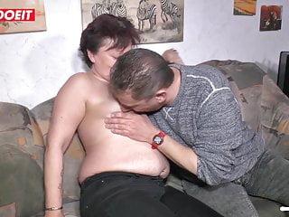 LETSDOEIT - Granny Wife Seduces Neighbor