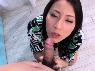 Premium POV blowjob in sloppy  - More at Slurpjp.com