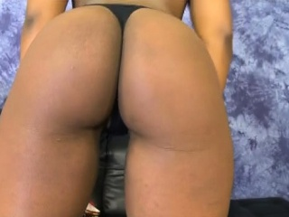 Black Ghetto Whore Getting Her Face Pounded With Black Cock