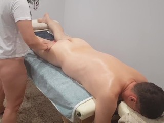 Amateur full body massage - part 2