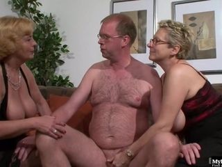 Housewife Threesome Orgy 2019 - mother I´d like to fuck