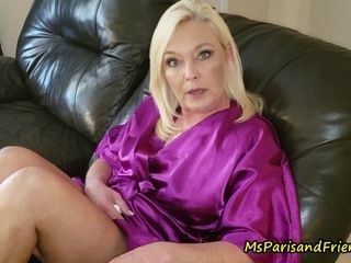 Ms Paris and Her Taboo Tales Mommy s Feet