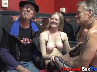 18 Years Old hooker gets fucked by mature guy
