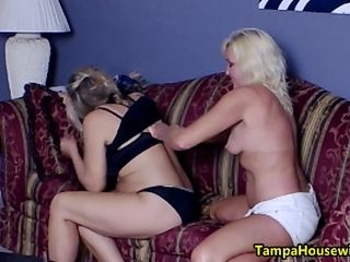 Two Horny Girls with Toys