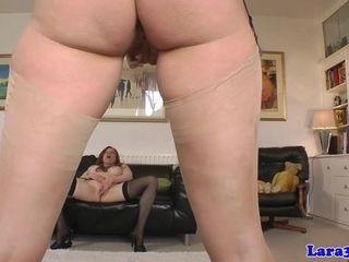 MILF Lesbian hot porn video