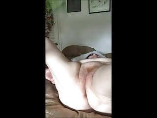 GRANNY LOVES PUSSY WHIPPING