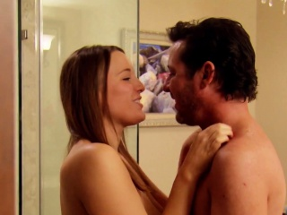 Hot couples have steamy sex in front of each other