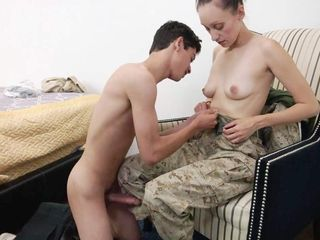 Skinny Dude And Horny MILF