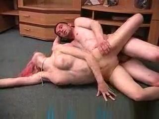 Pink Haired Girl Fucked