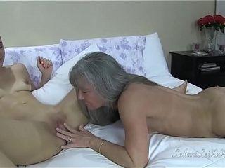 Milf Seduces Young Woman TRAILER