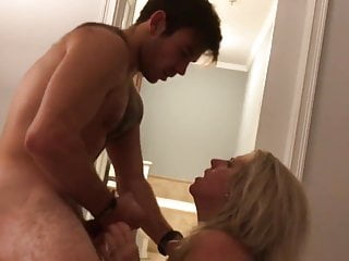 Wifey Gets Her Face Fucked Hard By Friend