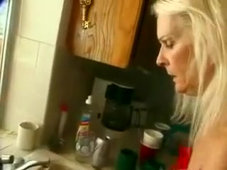 Crazy Homemade video with Stockings, Grannies scenes