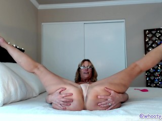 Hot Milf Ass Camgirl Jess Ryan Twerking Big White Booty