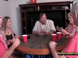 I ll Bet You Never Seen a Poker Party Like This