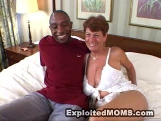 68 year old grandma handles big cock like a pro