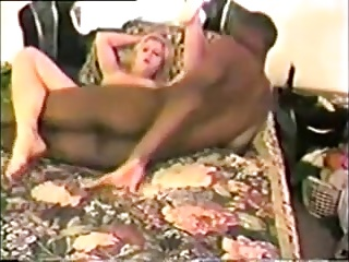 Married couple's threesome with black guy