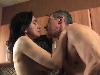 Mature couple anal fuck