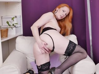 Redhead Milf Wants To Play With Your Hard Dick