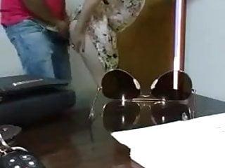 Fucking my office partner