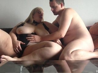 Hot sex with amoral BBW