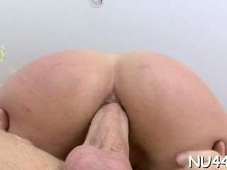 Twat fucked after blowjob