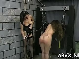 Stripped wife extreme home porn in rough thraldom amateur scenes