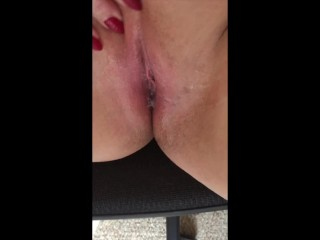 Tight, DRIPPING WET, Pussy