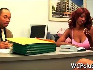 Large tittied black woman fucked hard by her swarthy boyfriend